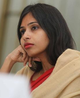 Athawale's request for Devyani Khobragade as PS turned down