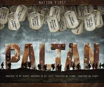 Paltan: Border director JP Dutta releases poster of upcoming film; leads yet to be cast