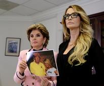 Donald Trump responds to porn actress accusing him of misconduct: Oh, Im sure she's never been grabbed before