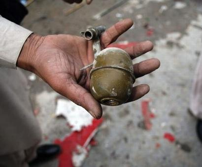 Hand grenade hurled at police station in Manipur