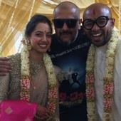 See pictures: Neeti Mohan, A.R. Rahman and Vishal Dadlani attend Benny Dayal's wedding