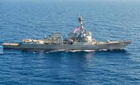 Freedom of navigation: US warship, USS Mustin sails close disputed to South China Sea