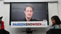 NSA whistelblower Snowden awarded for 'courage' 19min