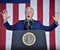 'The President Is Missing': Bill Clinton is co-writing a thriller