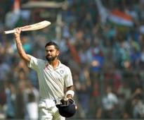 Virat set to break Waugh's record