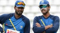 Dinesh Chandimal, Upul Tharanga to lead Sri Lanka after Angelo Mathews departs