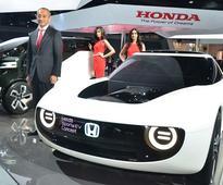 Auto Expo 2018: Honda Motor Co aims to double market share in India