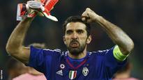 Buffon plans to retire in 2018