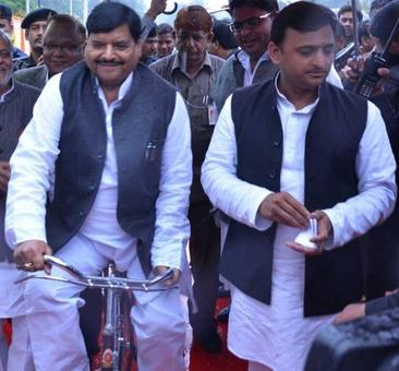 Shivpal will be minister in Akhilesh's new govt, says Mulayam