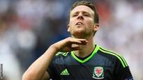 Gunter: Wales fans' voice on the pitch