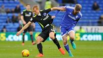 Newcastle stay top of Championship after Brighton draw at Cardiff