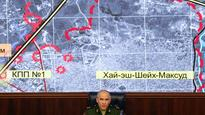 Russia accused of war crimes