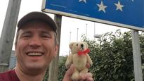 Man sets world record by travelling to 12 countries in 24 hours