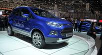 Ford to build new EcoSport SUV in Russia