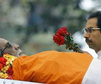 Last moments of Bal Thackeray