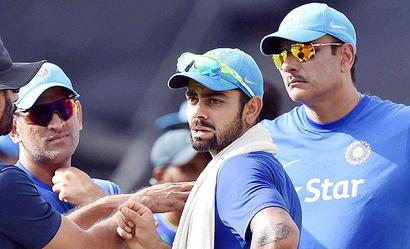 India team for Asia Cup, World T20 to be picked on Friday