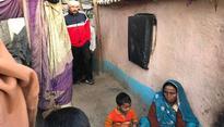 Delhi BJP chief Manoj Tiwari spends a night at Sanjay Camp