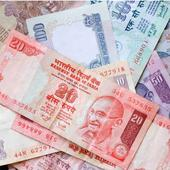 Rupee up by 10 paise versus dollar in early trade