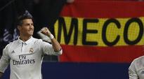 Real Madrid hail Cristiano Ronaldo after bettering Alfredo Di Stefano's derby record