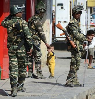 Curfew imposed in parts of Kashmir ahead of Friday prayers