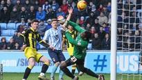 Coventry City 0-2 Burton Albion