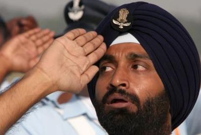 IAF officers can't grow beards on religious grounds: SC