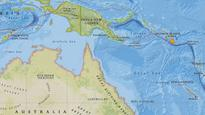Earthquake of magnitude 6.5 strikes off Solomon Islands in South Pacific: USGS
