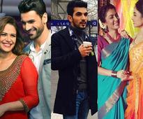 Mouni Roy-Sriti Jha's camaraderie, Arjun Bijlani's home-sickness, Vivek Dahiya-Mona Singh's madness  TV Insta this week