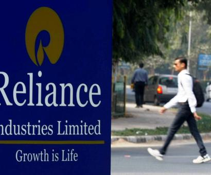 Reliance Q1 net jumps 18% to Rs 7,113 cr