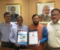 Javadekar Hails Performance of IIFM, Bhopal in India Rankings 2016; Says All Institutes Under the Ministry will be Revamped to Enhance Performance