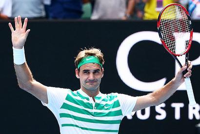 'My bad', says Federer after ruffling temperamental Tomic