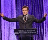 Conan O'Brien Hosts Star-Studded Beat The Odds Awards