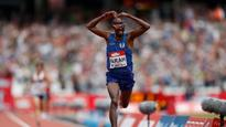 Anniversary Games: Mo Farah poses his way to sub-13-minute 5000m triumph to warm up for Rio