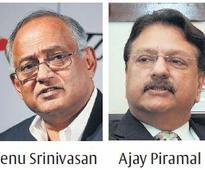 Venu Srinivasan, Piramal join Tata Sons board