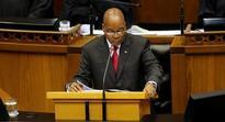 South Africa's Zuma says