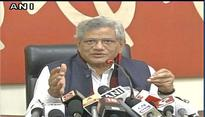Will not participate in Congress joint press conference: Sitaram Yechury