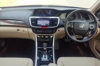 Honda Accord Hybrid Review