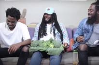 Premiere: D.R.A.M. Partners Up With PETA in New Broccoli Ad