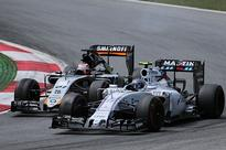 F1: Force India: Williams is the benchmark