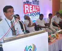 Mangalore: Minister U T Khader inaugurates 'Mangalore Realty Buildcon Expo-2013'