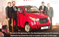 Mahindra Reva draws up growth strategy as powertrain maker