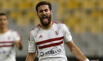 Striker Morsi skips Zamalek trainings after punishment