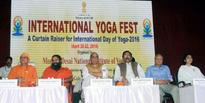 Yoga Has Universal Appeal And Cuts Across All Religions : Rajnath Singh