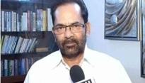 Not opposing Centre gives some people stomach ache: Naqvi