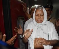 RJD chief Lalu Prasad now stable after getting admitted to AIIMS