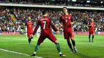 2018 FIFA World Cup qualifiers: Cristiano Ronaldo grabs hat-trick as Portugal beat Faroe Islands 5-1