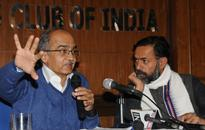 Ousted AAP leaders Prashant Bhushan, Yogendra Yadav launch Swaraj India party