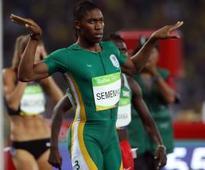Semenya wins 400m, Manyonga sets new PB