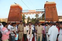 PNG Minister Dharmendra Pradhan inaugurates Heritage Gate of Sisupalgarh