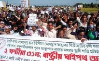 Let down by BJP, Absu to resume stir for Bodoland